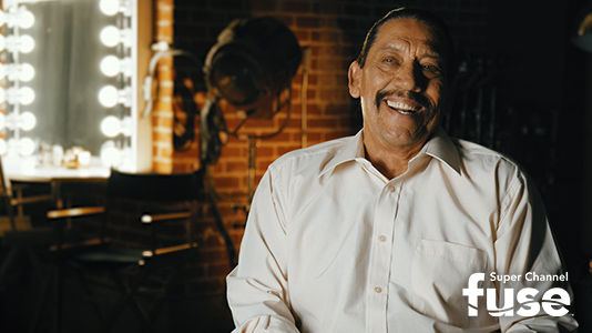 Inmate #1: The Rise of Danny Trejo Premieres Nov 23 9:05PM | Only on Super Channel