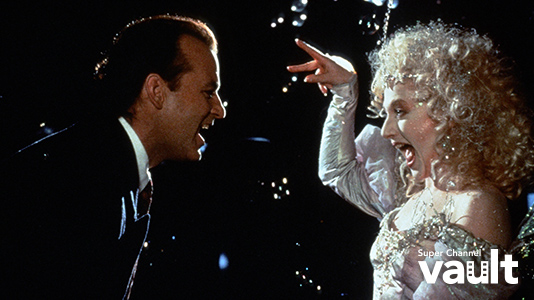 Scrooged Premieres Dec 24 8:00PM | Only on Super Channel
