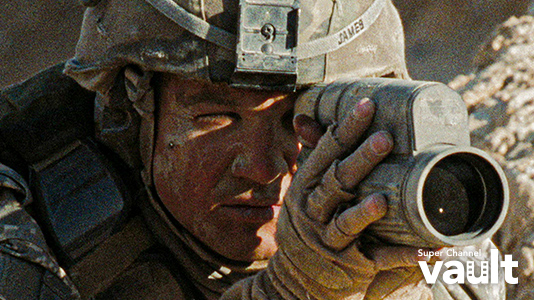 The Hurt Locker Premieres Dec 27 8:00PM | Only on Super Channel