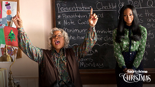 Tyler Perry's A Madea Christmas Premieres Jan 10 8:00PM | Only on Super Channel