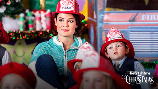 Nine Lives of Christmas Premieres Jan 03 11:00AM | Only on Super Channel