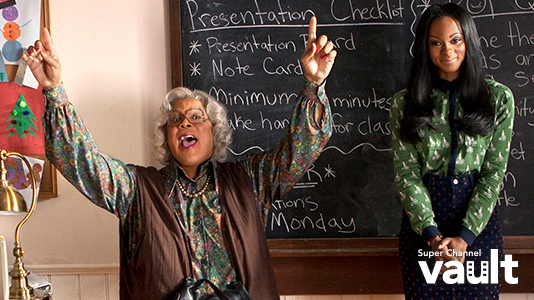 Tyler Perry's A Madea Christmas Premieres Jan 16 8:00PM | Only on Super Channel