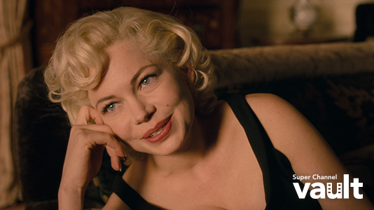 My Week with Marilyn Premieres Mar 08 8:00PM | Only on Super Channel