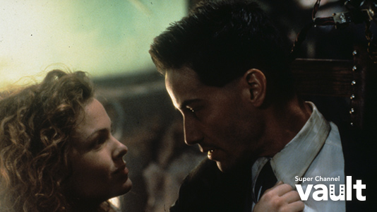 Johnny Mnemonic Premieres Mar 05 8:00PM | Only on Super Channel