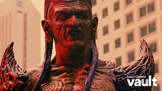 Wishmaster 4: The Prophecy Fulfilled Premieres Jun 12 9:00PM   Only on Super Channel