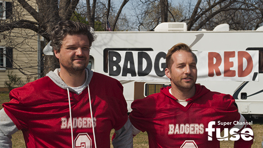 The Turkey Bowl Premieres Jul 31 9:00PM | Only on Super Channel