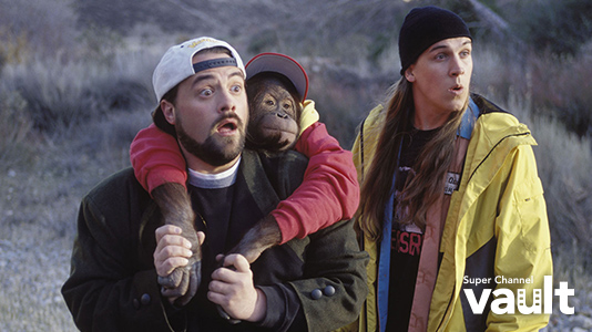 Jay and Silent Bob Strike Back Premieres Aug 02 10:00PM | Only on Super Channel
