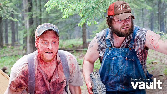 Tucker & Dale Vs. Evil Premieres Aug 22 9:00PM | Only on Super Channel