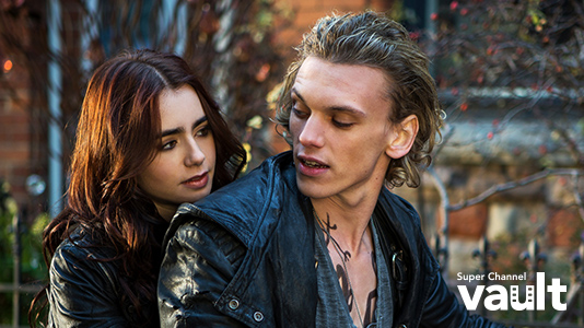 The Mortal Instruments: City of Bones Premieres Jul 26 8:00PM | Only on Super Channel