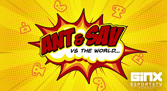 Ant & Sav vs The World Ep 06 Premieres Aug 13 9:00PM | Only on Super Channel