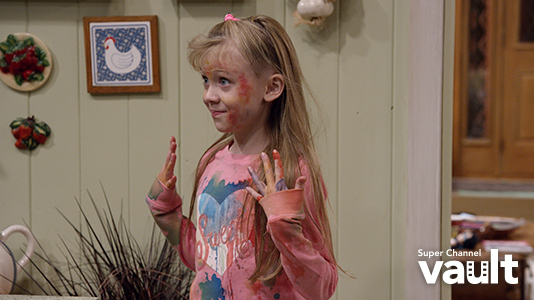 The Unauthorized Full House Story Premieres Sep 01 6:00AM | Only on Super Channel