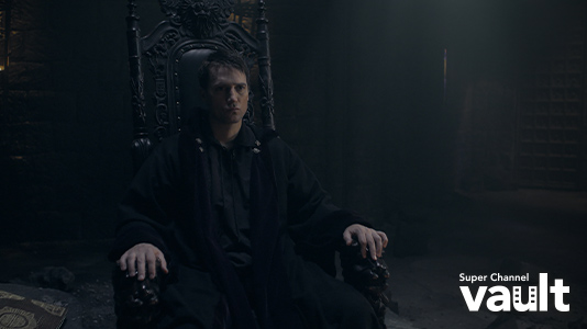 Merlin and the Book of Beasts Premieres Oct 01 7:20PM | Only on Super Channel