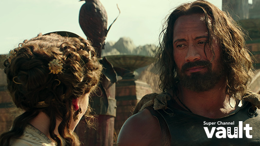 Hercules Premieres Oct 23 8:00PM | Only on Super Channel