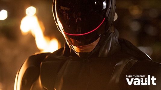 RoboCop (2014) Premieres Oct 18 8:00PM | Only on Super Channel