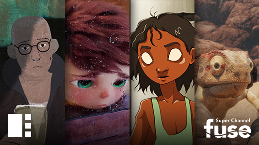 EIFF: Short Stop: Animation Premieres Oct 10 10:30PM | Only on Super Channel