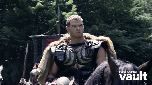The Legend of Hercules Premieres Nov 22 8:00PM | Only on Super Channel