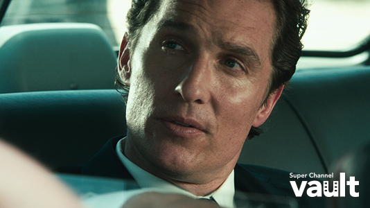 The Lincoln Lawyer Premieres Nov 21 9:00PM | Only on Super Channel