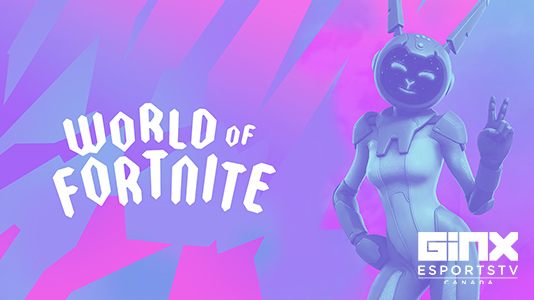 World of Fortnite Ep 04 Premieres Nov 27 7:00PM | Only on Super Channel