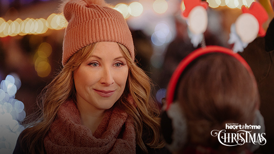 Christmas with a Crown Premieres Dec 13 8:00PM | Only on Super Channel