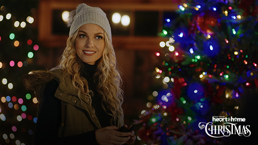 Christmas by Chance Premieres Dec 23 8:00PM | Only on Super Channel