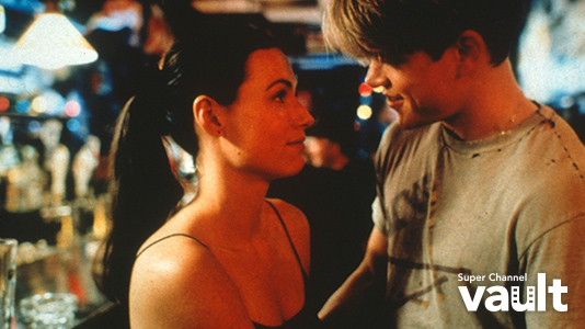 Good Will Hunting Premieres Feb 06 9:00PM | Only on Super Channel