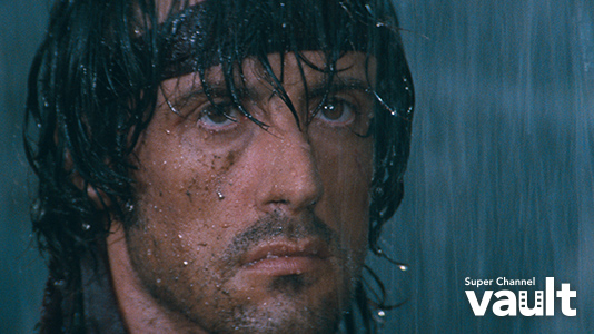 Rambo: First Blood Part II Premieres Feb 28 9:00PM | Only on Super Channel