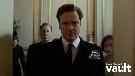 The King's Speech Premieres Feb 21 8:00PM | Only on Super Channel