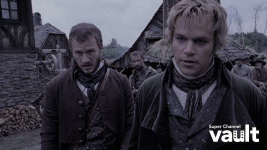 The Brothers Grimm Premieres Apr 03 8:00PM | Only on Super Channel