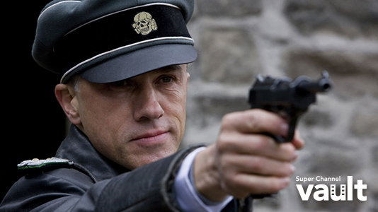 Inglourious Basterds Premieres Mar 27 9:05PM | Only on Super Channel