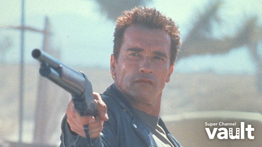 Terminator 2: Judgment Day Premieres Mar 06 9:00PM | Only on Super Channel