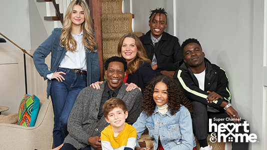 The Parker Andersons Ep 01 Premieres Apr 19 8:00PM | Only on Super Channel