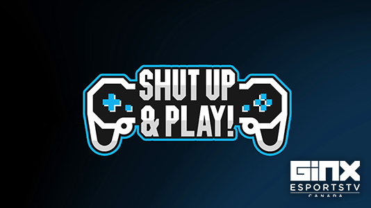 Shut Up & Play: Live S3 Ep 02 Premieres May 10 10:00PM | Only on Super Channel