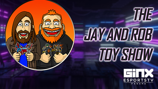 The Jay and Rob Toy Show Ep 07 Premieres Jul 28 7:00PM | Only on Super Channel