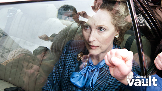 The Iron Lady Premieres Sep 05 8:00PM | Only on Super Channel