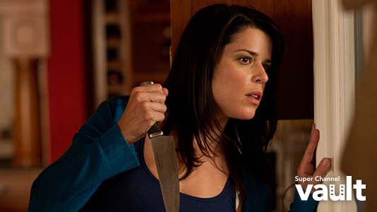 Scream 4 Premieres Oct 20 9:00PM | Only on Super Channel