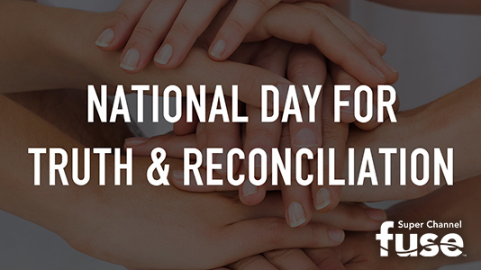 National Day of Truth and Reconciliation Premieres Oct 03 8:00PM | Only on Super Channel