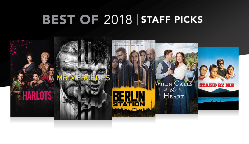 Best of 2018 Staff Picks