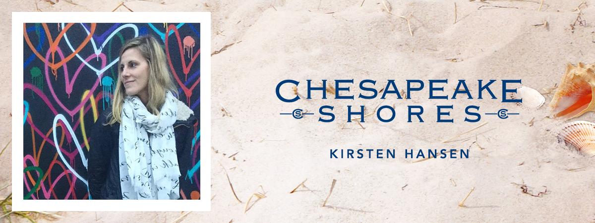 Familiar Shores with Kirsten Hansen