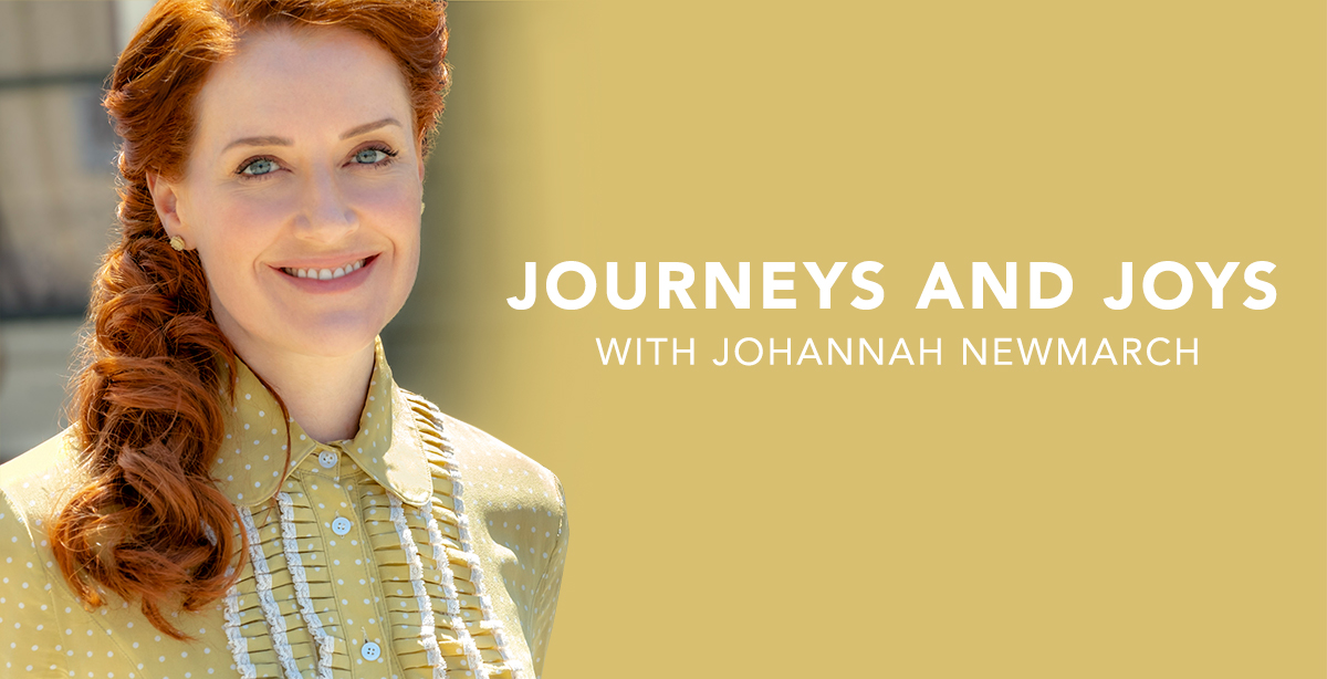 Journeys and Joys with Johannah Newmarch