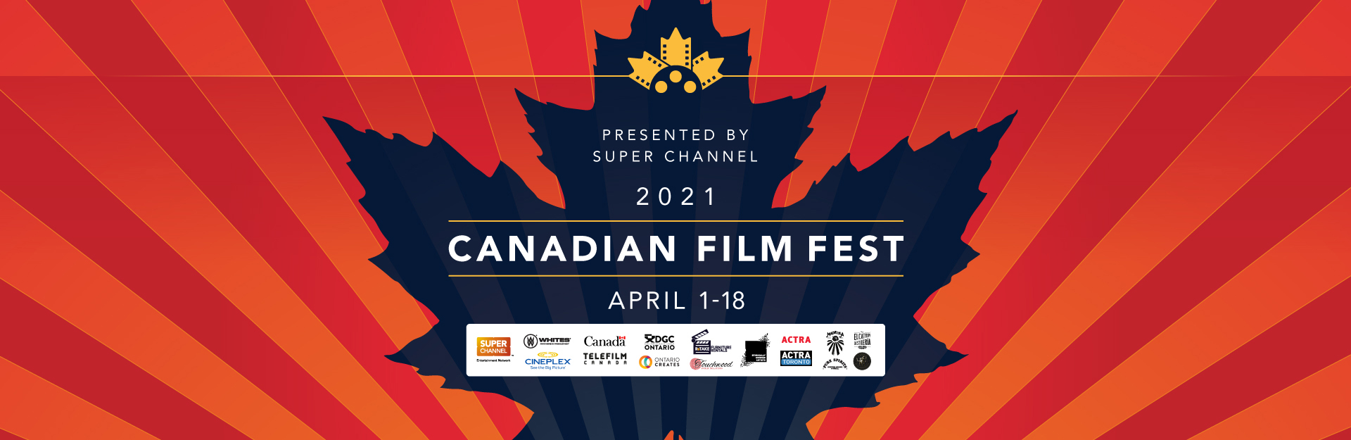 Super Channel Presents the 2021 Canadian Film Festival