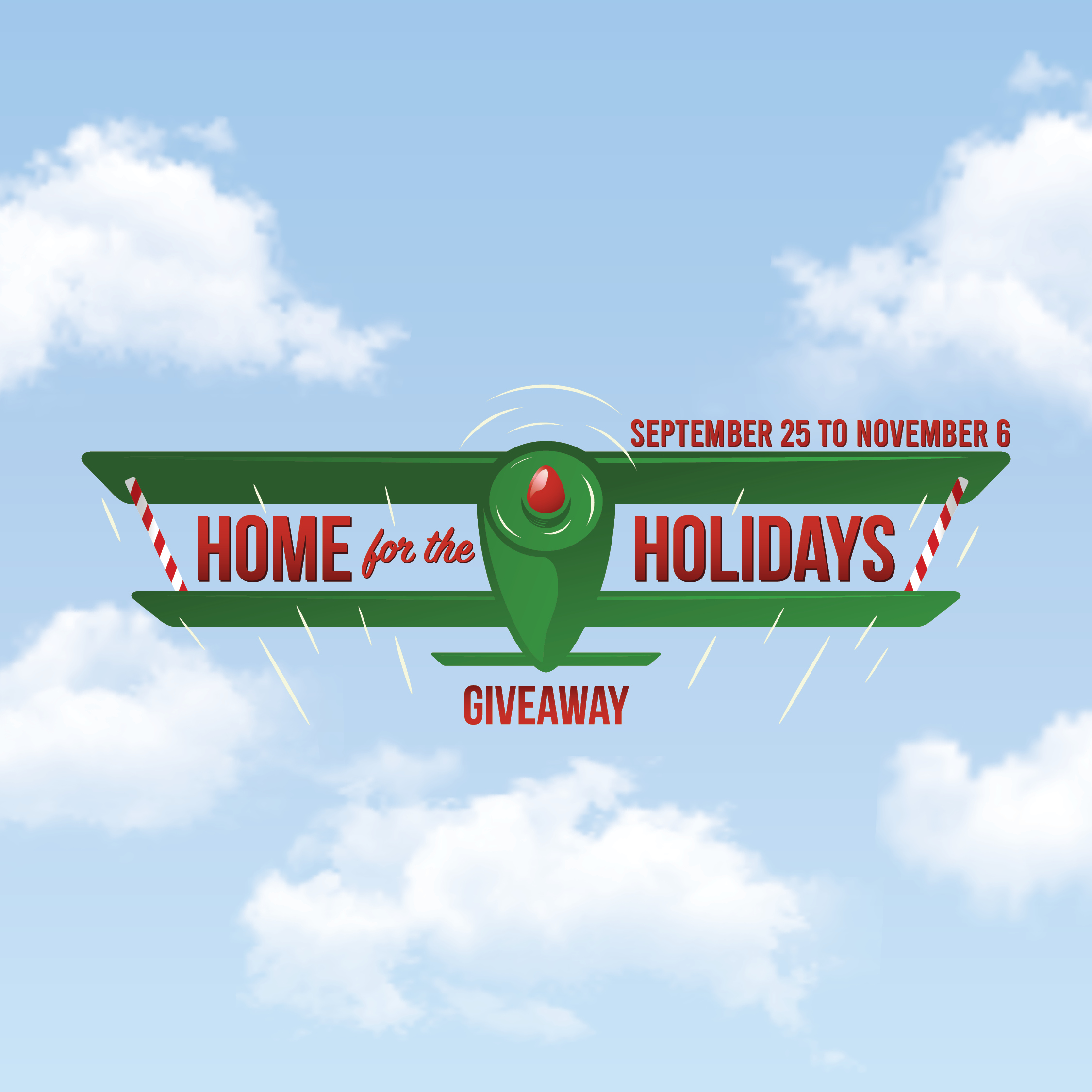 Home for the Holidays 2019 Giveaway