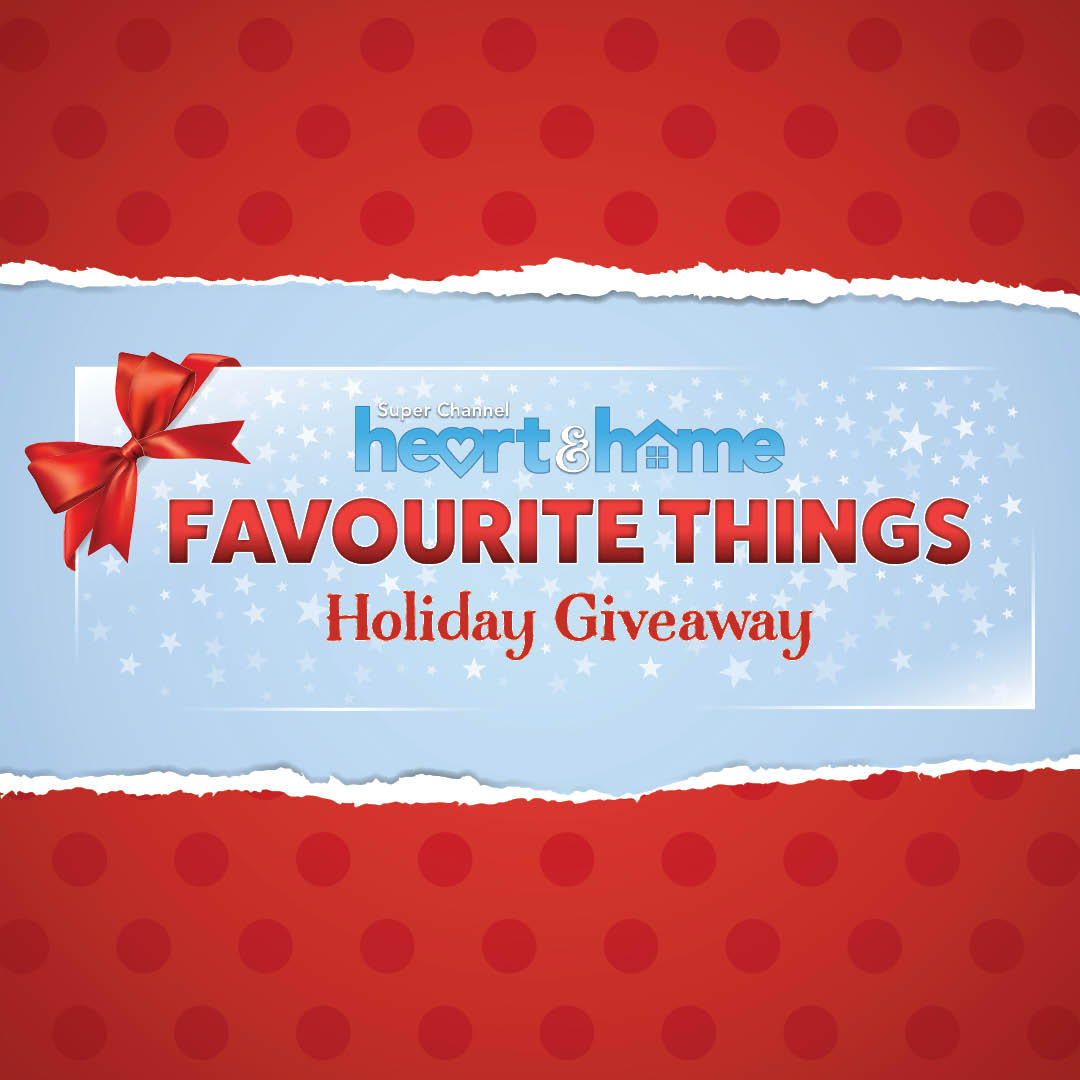 Favourite Things Giveaway Thumbnail